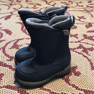 Land's End boots Toddler 8M